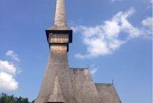Private Trip To The Wooden Church from Surdesti / romanian sights,Maramureş, Unesco World Heritage, Wooden church from surdesti,  Romania tours