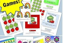 File Folder Games / by Connie Richey