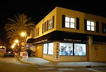 Our Building on Canal St. / Art galleries, events, music performances