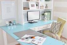 Office at home inspiration / Home
