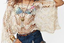 Crochet top / Crochet top