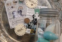 Delight In Upcycled Thrifty Finds / by Lisa M. Pace