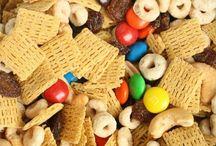 Travel Food, Snack Ideas
