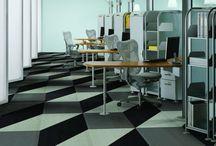 Carpet tile products