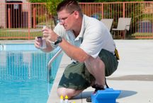 Pool Maintenance Tips / Tips to care for your pool.