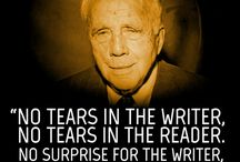 Famous writer quotes & advice