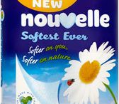 Nouvelle Soft Toilet Roll / Our popular range of Nouvelle Soft Toilet Roll available to you at DonorRoll. 50% of profit from every order goes to the charity of your choice.