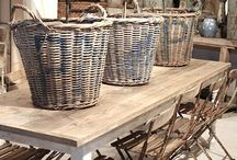 uses for baskets / by Allison Poates
