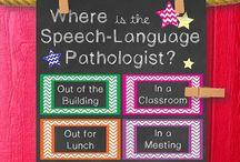 Speech Therapy Classroom