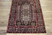 Vintage Rugs / Vintage - Carpets from mid-20th century and newer - from the 1960's through the early 90's.