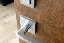 Hardware / Door hardware, cabinet hardware, bathroom accessories, etc...