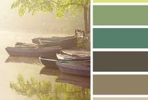 PAINT SAMPLES AND INSPIRATION