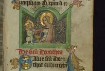 Illuminated Manuscripts / by Joanna Kenny