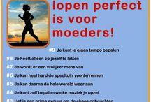 Wandelen hardlopen / Sport