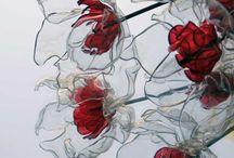 flores platico