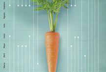 Dietetica y nutricion / Tablero con información de fuentes fiables sobre aspectos relacionados con la nutrición.  / by Ingrid Puigcentell