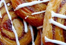 Pastries / Different types of Pastry & Danish Pastries