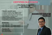 NLP Coaching / Be a great coach with nlp