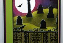 Graveyard Gate Stampin Up