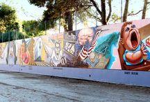 Community Art: Internationaal / Projecten van over de hele wereld.