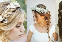 Hairstyles wedding :)