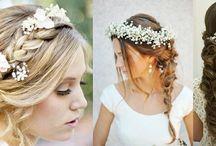 Hairstyles wedding :)
