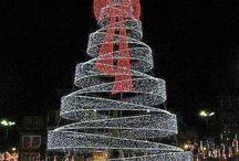 تاریخچه درخت کریسمس و زیباترین درختان کریسمس۲۰۱۷