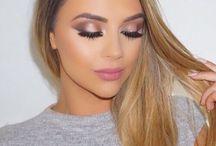 Beauty Inspiration / #Beauté #Beauty #Makeup #Girl #Inspiration