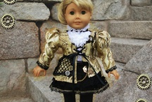 "011 Steampunk & Pirates Doll Clothes for 18in Dolls / 18"" Steampunk and Pirates - Clothes/Outfits/Costumes"