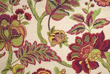 Refining fabrics for William