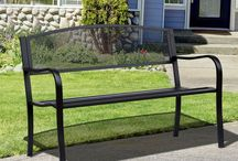 Patio Chairs, Swings & Benches