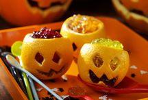 HalloweenParty / Alles rund um Halloween - Essen, Kuchen, Partyartikel