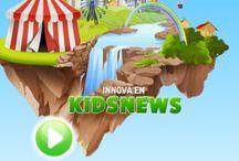 KidsNews / Kids News® ¡el primer periódico escolar interactivo de Aula365!