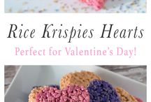Valentine's Day / by Darlene @ Dip Recipe Creations