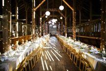 Barn wedding  / Barn inspiration