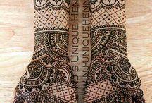 The beauty of henna