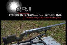 CBJ Precision Engineered Rifles, Inc. / CBJ Precision Engineered Rifles, Inc. - Long Range (LR) Hunter REM 700 Custom
