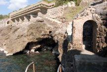 Italian Villas with Direct Sea Access / Villas on the Sea