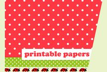 Printables / by Melanie Nolan