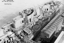 Fletcher class destroyers