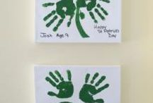 Hand print crafts / by Nappy Shoppe