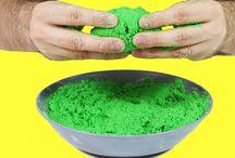Kinetik kum yapımı