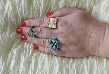 my rings / Κοσμήματα
