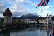 Switzerland, Germany, & Austria