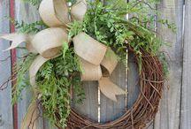 Věnce/Wreath