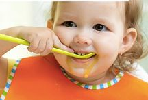 Toddler Eats / Your child's growth and development is dependent on complete nutrition. Make sure your baby is eating a healthy diet at every stage.