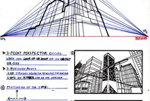 Perspective / Perspective drawings