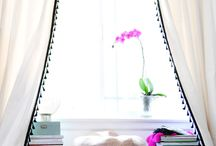 Creative Curtain Sweeps / by Craftbaby