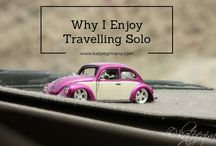 Travel Musings / Random musings about myself..and travel, of course :-)