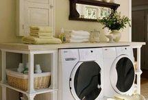 Laundry/Powder Room
